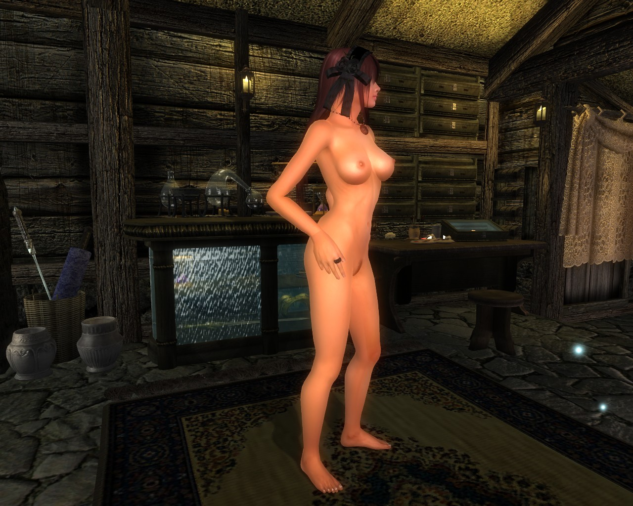 Oblivion nude patch pictures sexy pic