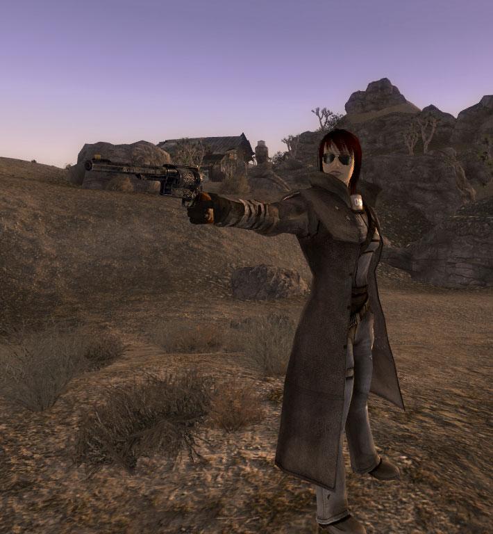 Fallout - Плагины и моды для Fallout: New Vegas