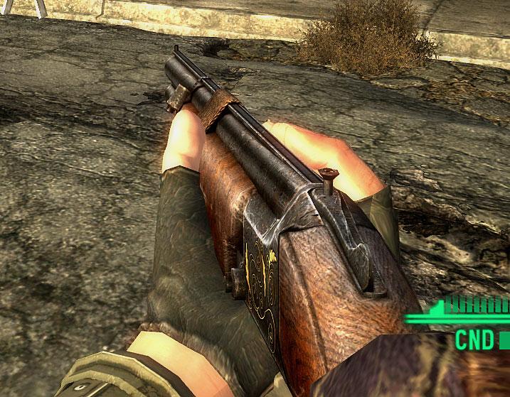 Fallout 4 моды HD текстуры