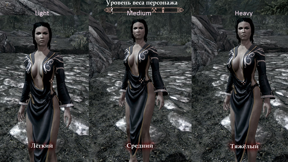 Скачать Мод Cbbe На Skyrim Legendary Edition - фото 2