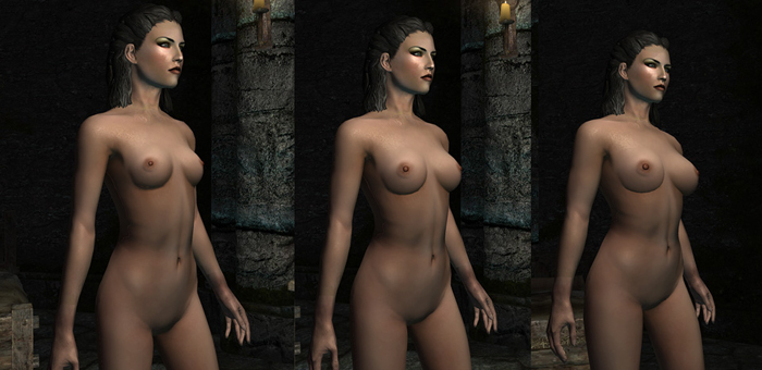Изменённое тело - CBBE - Calientes Female Body Mod Big Bottom Edition