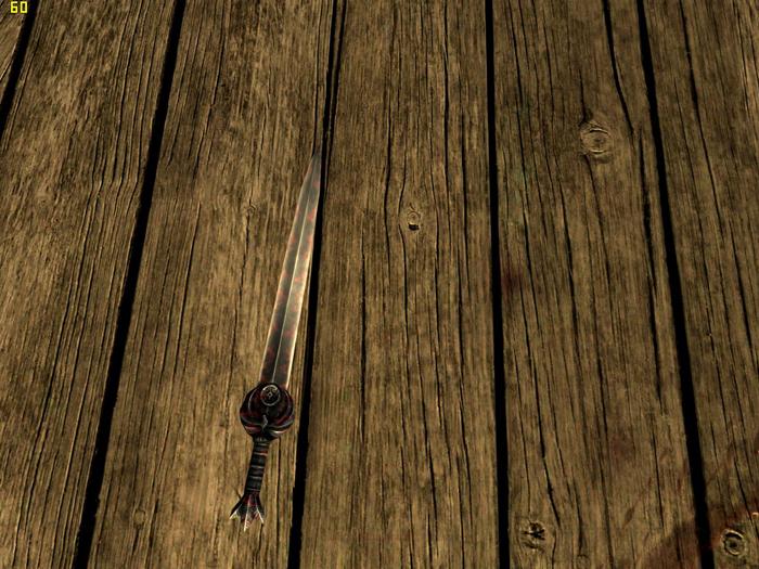меч игра теней
