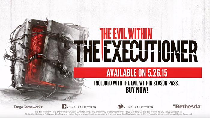 Трейлер The Executioner для The Evil Within представит вид от 1 лица