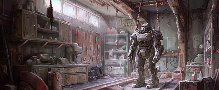 21 скриншот Fallout 4