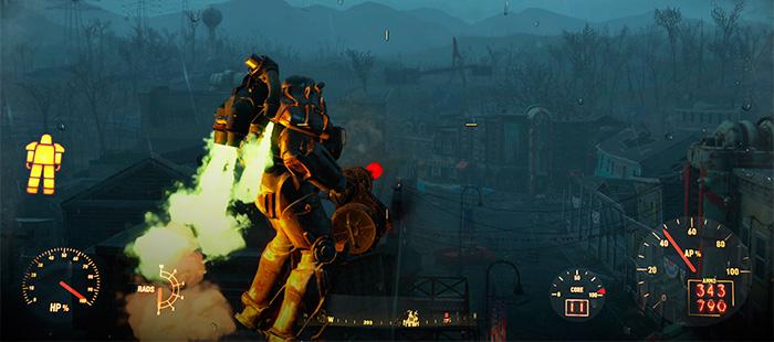Пока нет планов на платные моды для Fallout 4