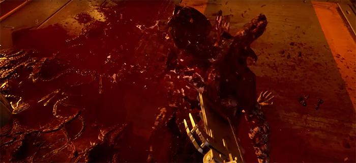 Ответ Bethesda для тех, кому много насилия в Doom: ¯\_(ツ)_/¯