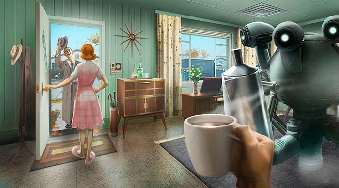Дата выхода Fallout 4