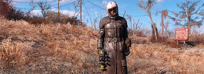 У Fallout 4 может не самая лучшая графика, но она хороша