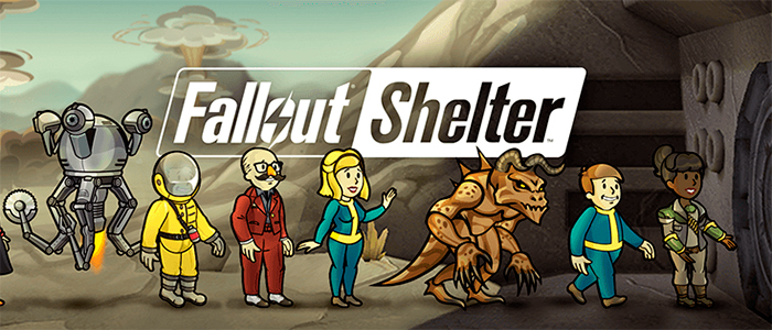 Fallout Shelter вышел на Android