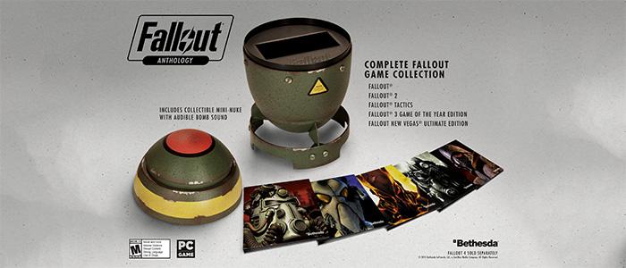 Анонс Fallout Anthology