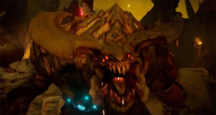 Геймплейный трейлер нового Doom