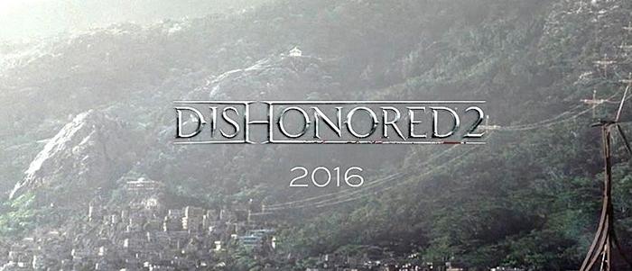 Dishonored 2 отложили?
