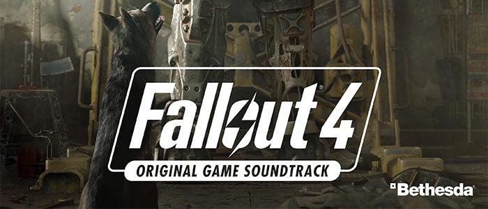 Вышел Fallout 4 — Original Game Soundtrack