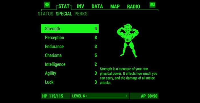 Bethesda выпустила приложение Fallout PipBoy для телефонов