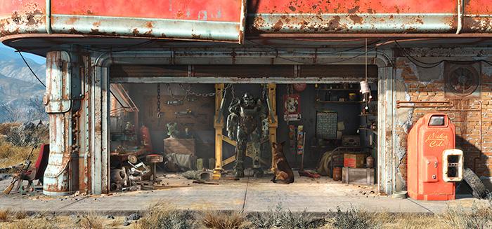 Оценки Fallout 4
