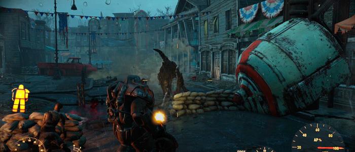 Слито больше геймплейных деталей и скриншотов Fallout 4