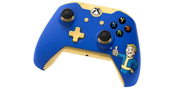 Bethesda создаёт контроллер в стиле Fallout 4