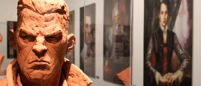 Dishonored 2 в музее Игрового искусства