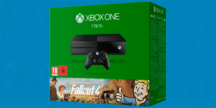 Microsoft выпустит набор Xbox One и Fallout 4
