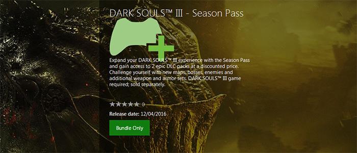 У Dark Souls 3 будет два больших DLC, оригинальный Dark Souls появится на Xbox One