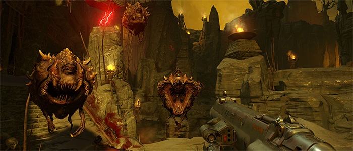 Системные требования Doom из альфа-тестирования