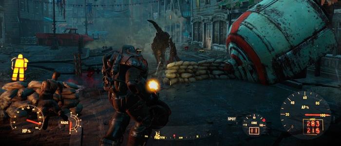 Стрельба Fallout 4 сделана по образцу Destiny