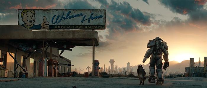 Fallout 4 трейлер «Странник»
