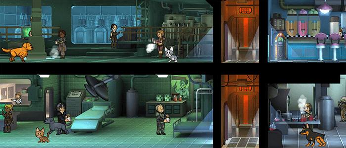 Рождественское обновление Fallout Shelter 1.3