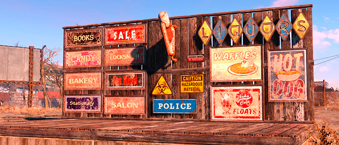 Патч 1.4 для Fallout 4