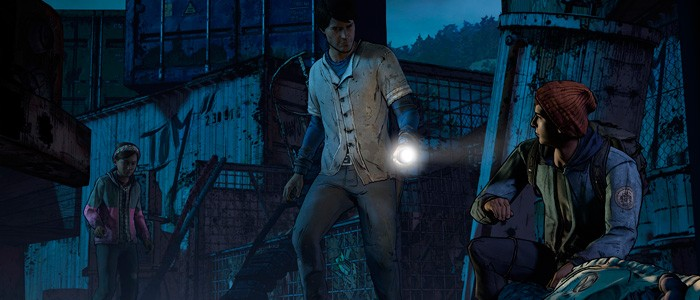 The Walking Dead: The Telltale Series - A New Frontier выйдет в ноябре