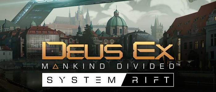Фрэнк Притчард вернётся в DLC System Rift для Deus Ex: Mankind Divided