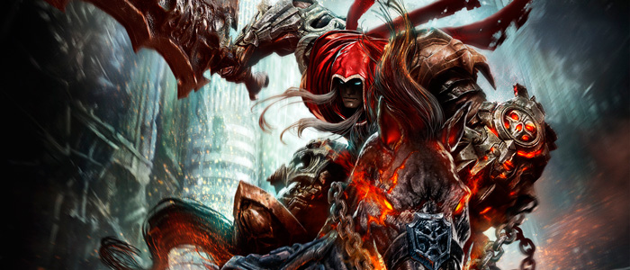Трейлер к выходу Darksiders: Warmastered Edition на консолях