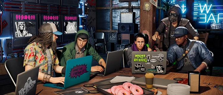 Системные требования Watch Dogs 2