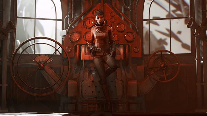 Игры  | Кто такая Билли Лерк из Dishonored: Death of the Outsider | s48546361