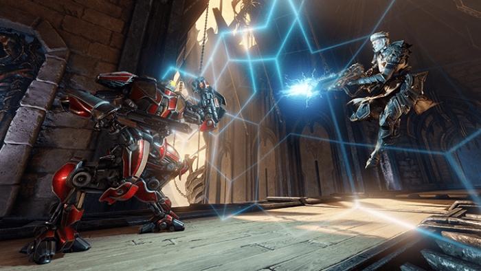 Игры    Quake Champions уже доступен в раннем доступе   s52797076