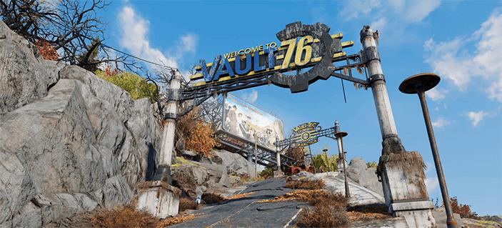 Бесплатная неделя в Fallout 76