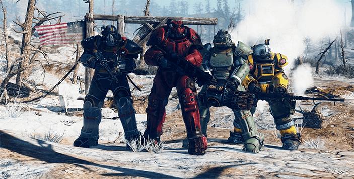 Пока кросс-плей на Fallout 76 не стоит ждать
