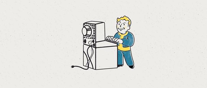 Cистемные требования Fallout 76
