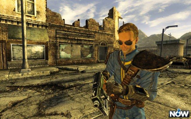 Fallout new vegas как занятся сексом