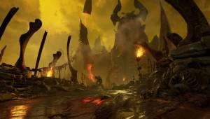 В аду — Скриншоты Doom