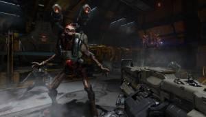 Ужасный монстр — Скриншоты Doom