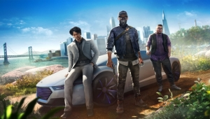 Арты — Watch Dogs 2