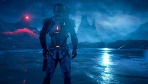Скриншоты — Mass Effect: Andromeda