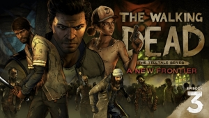 Арты — The Walking Dead: The Telltale Series - A New Frontier