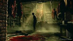 nprtKts — Скриншоты The Evil Within