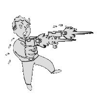 Стрельба навскидку