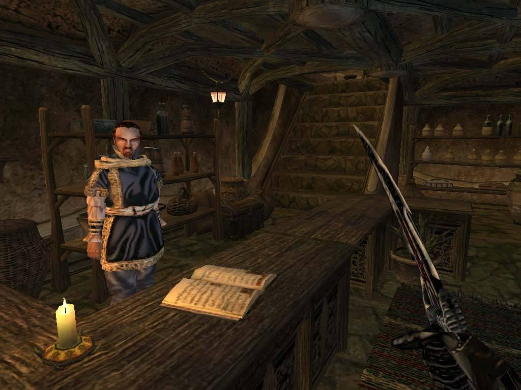 скачать игру the elder scrolls 3 через торрент на русском языке бесплатно