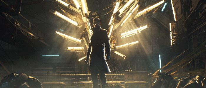 Различные анонсы во вселенной Deus Ex