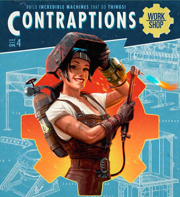 Contraptions Workshop