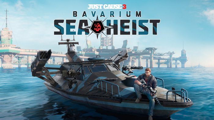 Bavarium Sea Heist